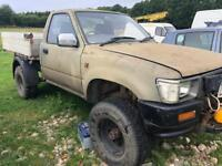 Toyota hilux mk3 2.4 diesel tipper