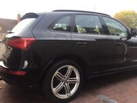 Full service history,6months Audi warranty remaining . Excellent condition