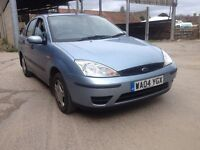 2004 ford focus lx 1.6 SALOON