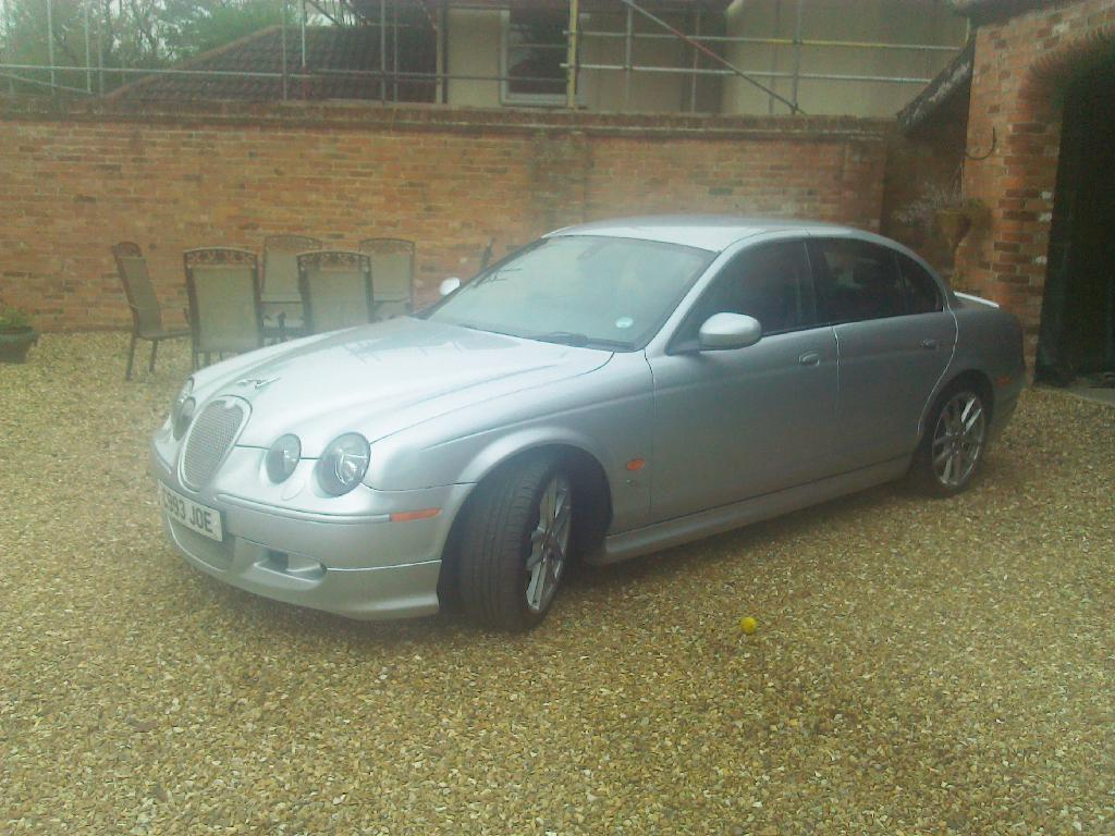 2007 Jaguar s Type r 2007 Jaguar s Type r