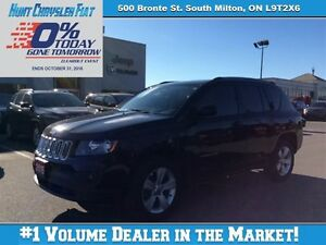 2015 Jeep Compass NORTH 4X4 LOADED!! CAMERA, BT, TOUCHSCREEN & M