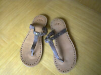 UGG ladies / childs sandals in a UK size 5.5