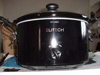SLOW COOKER 3.5 LITRE (Brand New & Boxed)