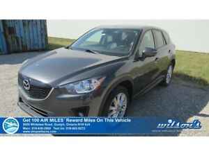 2015 Mazda CX-5 GT | AWD | LEATHER | NAV | SUNROOF | HEATED SEAT