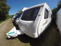 SWIFT Challenger 540 2008 Fixed bed caravan with motor mover