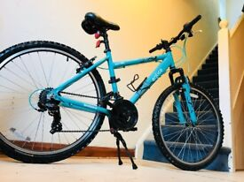 "EVERYTHING INCLUDED with Apollo Entice Mountain Bike - 17"" frame"