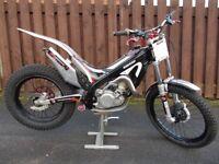 Gas Gas 370 cc Trials bike ( 1999 Model ) swap part ex 125 250 300 400 450 motocross enduro trail