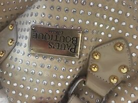 Paul's Boutique handbag , okay condition , used only a bit