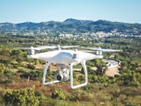 PETER and DRONE - Aerial filming and photography | Professional Operator Hire Drone service HERTS