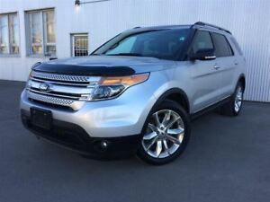 2013 Ford Explorer XLT, AWD, LEATHER, PAN SANROOF, NAV, BACKUP C