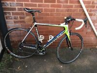 Cannondale Supersix 105 Size 56 Shimano RS80 Wheelset