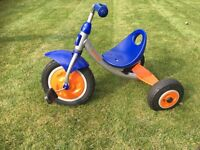 KETTLER tricycle in excellent condition