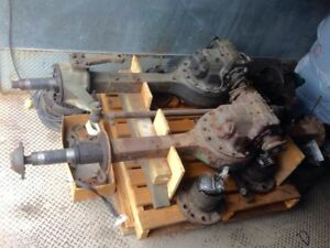 2 1/2 Ton Rockwell Differentials