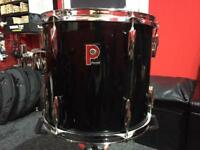 "Premier Royale 13"" rack Tom - Black Tom"