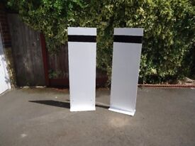Sign Boards metal x2