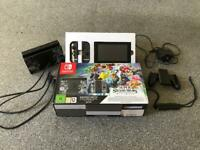 Nintendo Switch Super Smash Bros Edition Boxed
