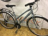 Raleigh Detour womens hybrid bike