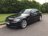 BMW 3 Series 325d M Sport 5dr Saloon 157K Diesel Manual FSH, Long MOT, over 2k spent in 18m