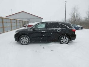 2014 Acura MDX ELITE AWD