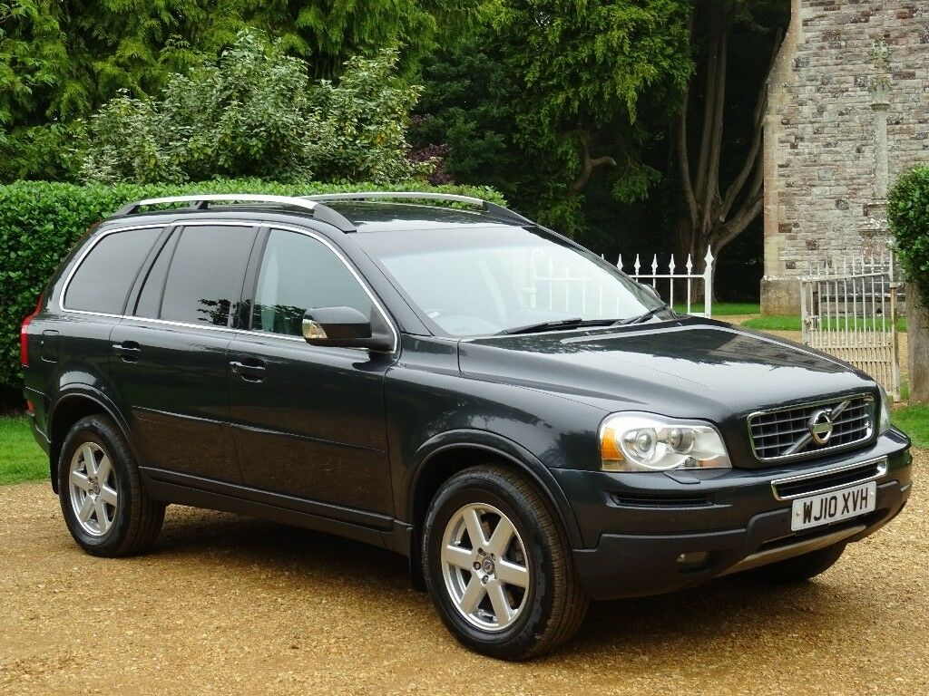 Volvo XC90 2.4 D5 Active AWD 5dr CAMBELT CHANGED + MANUAL