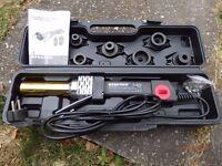 PVC pipe welding machine - EU plug