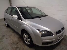 FORD FOCUS DIESEL , 2007 REG , LOW MILES + FULL HISTORY , YEARS MOT , FINANCE AVAILABLE , WARRANTY