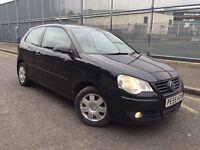 VW VOLKSWAGEN POLO 1.4 NEW SHAPE ++++ £750 ONLY ++++ 3 DOOR HATCHBACK