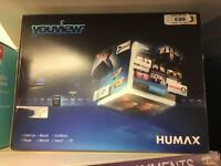 Humax youview box