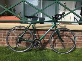 Revolution Country Traveller Touring Bicycle