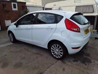Ford fiesta edge Tdci 70 diesel 5 door hatchback