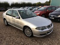 2004 54 Rover 45 1.6 Very Low mileage 46k 12 Momths Mot