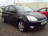 2004 04 FORD FIESTA 1.4 ZETEC 5DR - *CHOICE OF 3* - CHEAP CAR - GREAT LOOKING CAR - PX