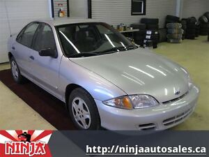 2001 Chevrolet Cavalier LS Safetied Great All Around Condition