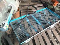 4-Wheel Trolley Pneumatic Tyres