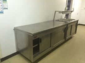 Large Catering Size Hot cupboard