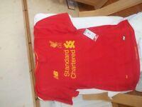 LFC football shirt