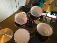 Beverley Drum Kit For Sale