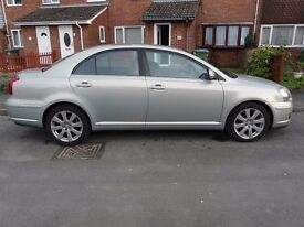 2007 Toyota Avensis Saloon D4D T3X, Full Service History + 4 another wheels with winter tyres