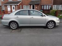 2007 Toyota Avensis Saloon D4D T3X, Full Service History
