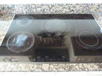 Bosch Ceramic Hob - Touch Control and Auto Switch Off - 80x60cm