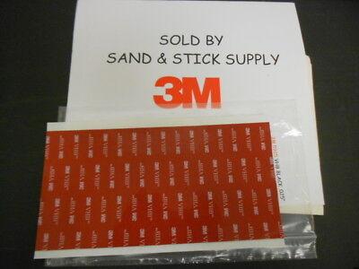Double Stick Foam Tape (3M 5952 BLACK VHB .045