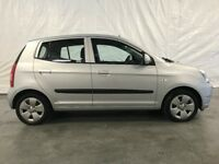 2007 Kia Picanto 1.1 LS 5dr **MOT** Cheap Cars Glasgow