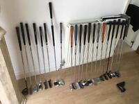 Putter Wilson, Golden Bear, 2 ball, Zebra Etc Etc Putters Golf Clubs For Sale.