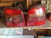 Golf mk4 GTI rear lights