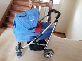 Cosatto cabi travel system