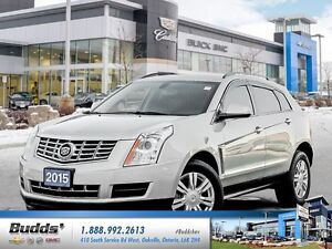 2015 Cadillac SRX Base SAFETY AND E-TESTED