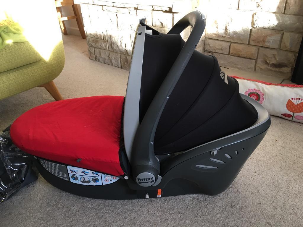 Britax Baby-Safe Sleeper lay flat car seat pram | in Poole, Dorset ...