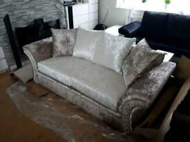 Sofa 3 seater brand new