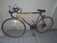 Original Raleigh Banana racer bike