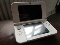 Nintendo 3ds XL with happy home designer built in